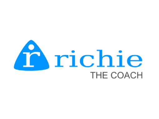 Logodesign Richie – The Coach