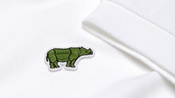 Logo Design: Lacoste-Krokodil macht Pause