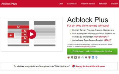 Werbeblocker gefährden Qualität von News-Angeboten