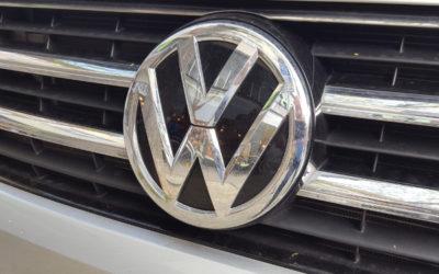 Kann ein neues Logo Dieselaffäre vergessen machen?